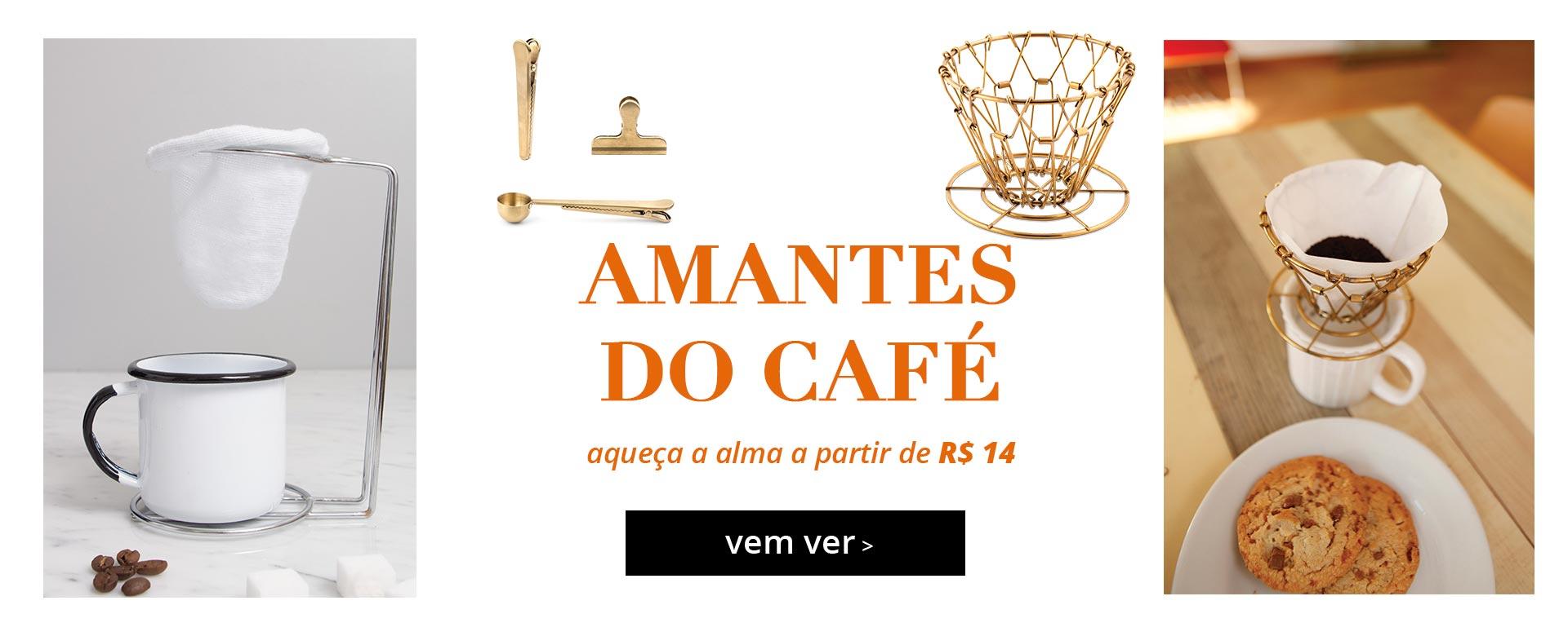 A - VINIL - AMANTES DE CAFE