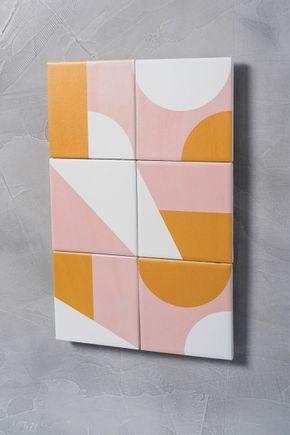 Quadro-6-azulejos-geometrico