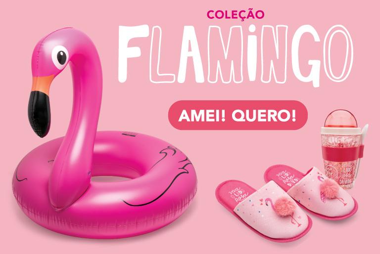 A - Flamingo