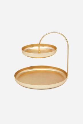 Porta-bijoux-multiuso-dourado
