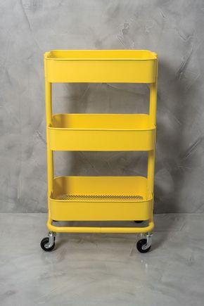 Carrinho-metal-amarelo