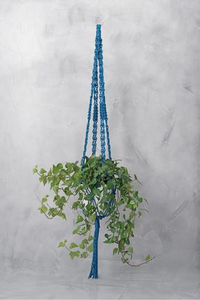 Hanger-macrame-azul-detalhes