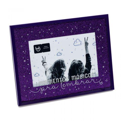 Porta-retrato-com-glitter-unicornio