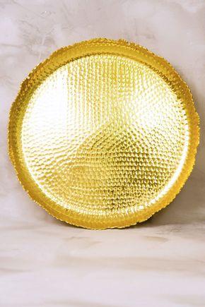 Bandeja-martelada-ouro-velho