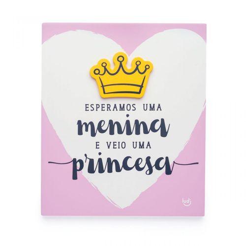 Plaquinha-bebe-princesa