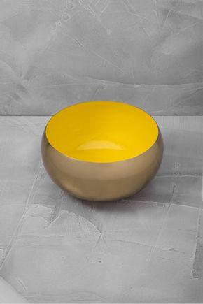 Centro-de-mesa-esmaltado-amarelo