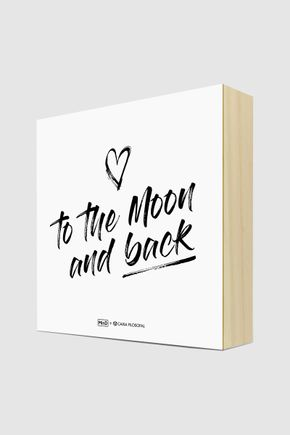 Quadro-bloco-g-love-to-the-moon-and-back