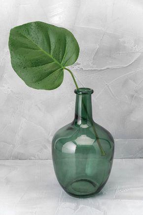 Vaso-garrafa-verde