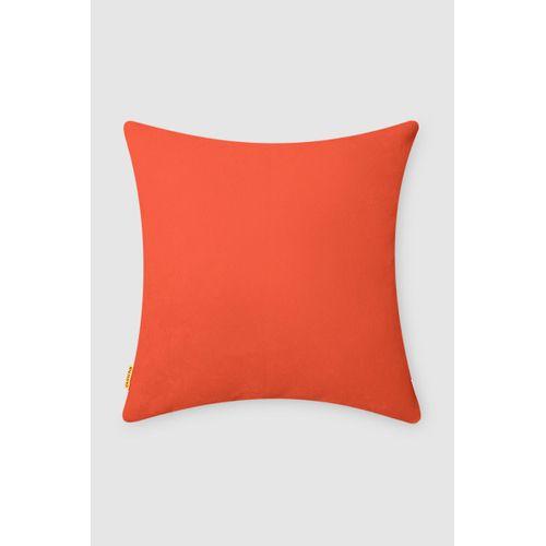 Capa-de-almofada-suede-laranja