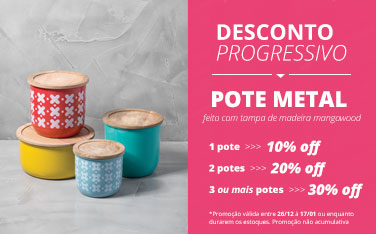 A - OFF - PROGRESSIVO POTES