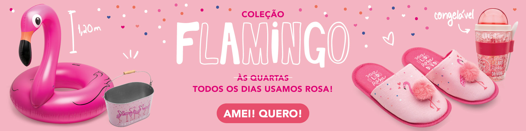 A - Flamingos