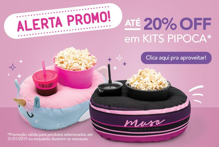 A - Promo Kit Pipoca