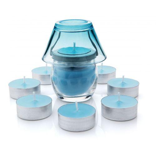 Kit-a-luz-de-velas-azul