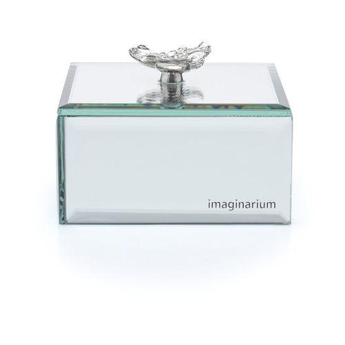 Porta-bijoux-espelhado-flor