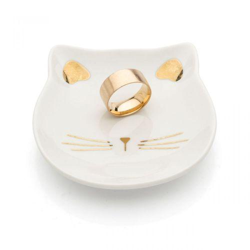Porta-anel-gato