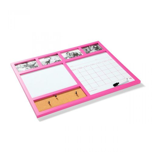 Painel-porta-retrato-calendario-rosa