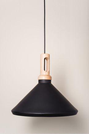 Luminaria-pendente-plate-preto