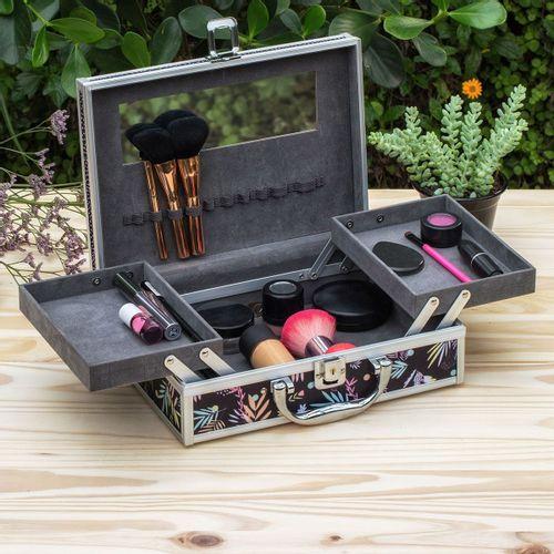 Porta-maquiagem-maleta-folhas-jardim