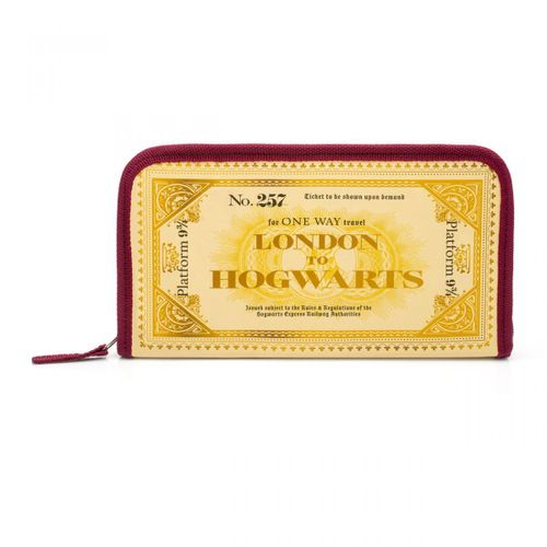 eb9c2d07d1601 Carteira de viagem harry potter expresso hogwarts