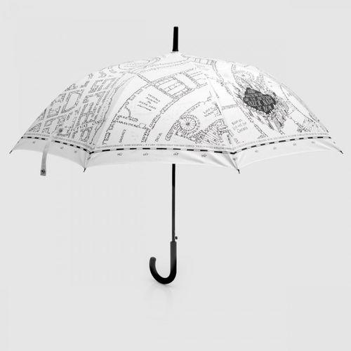 0de8300b3e262 Guarda chuva harry potter mapa do maroto