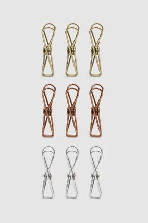 Conjunto-de-clips-metais