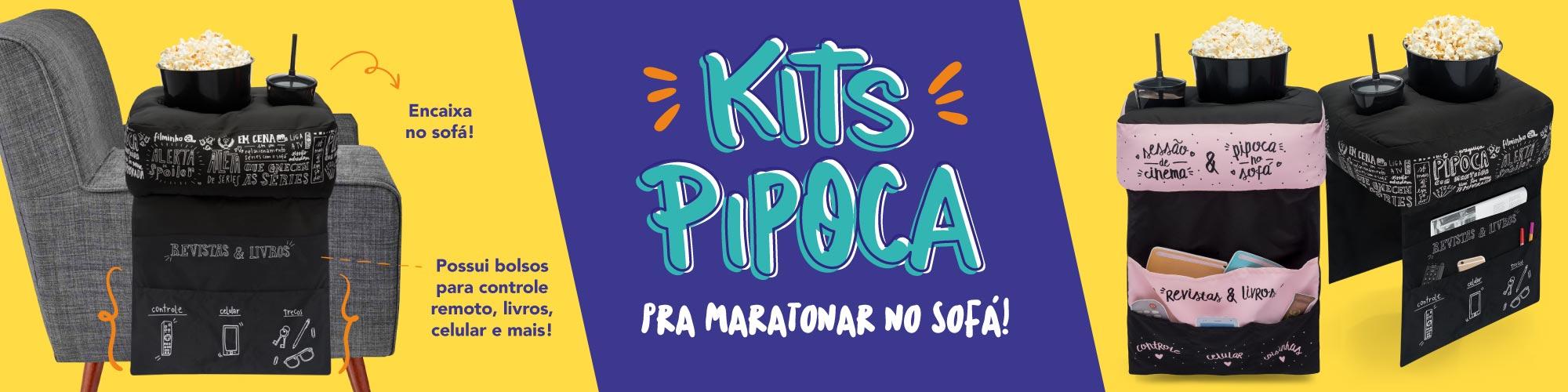 A - KIT PIPOCA