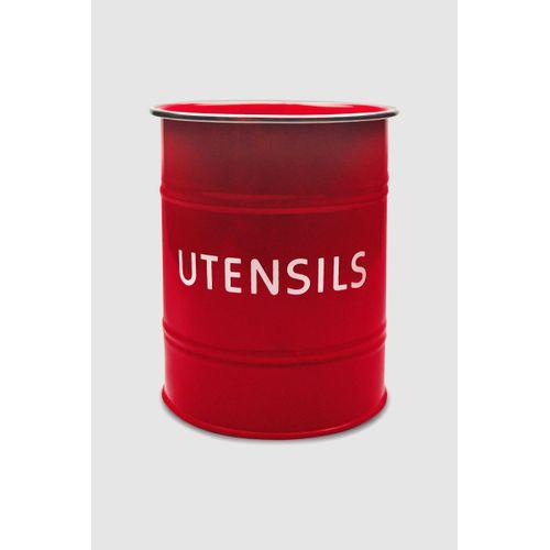 Porta-utensilios-industrial-vermelho