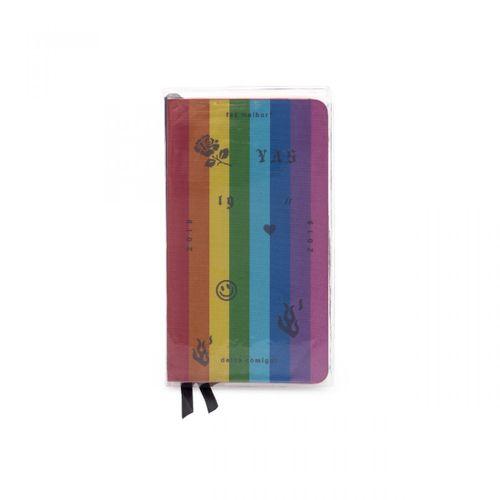 Agenda 2019 arco iris p
