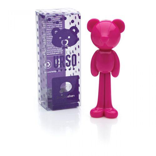Caneta-urso-rosa