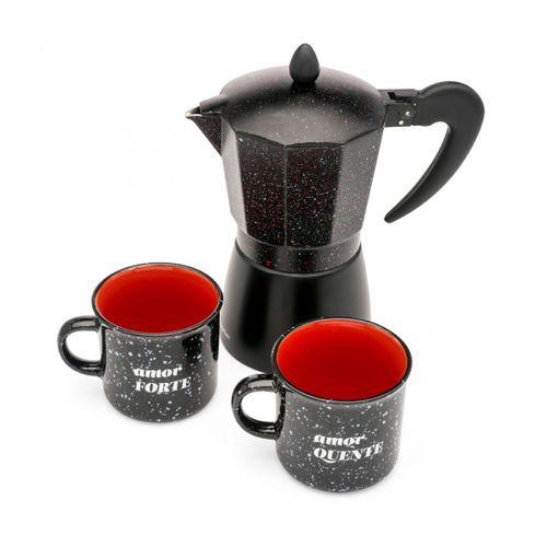 Kit-cafeteira-italiana-com-xicaras-amor---pi3281y