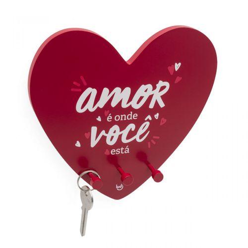 Porta-chaves-amor-e-tudo