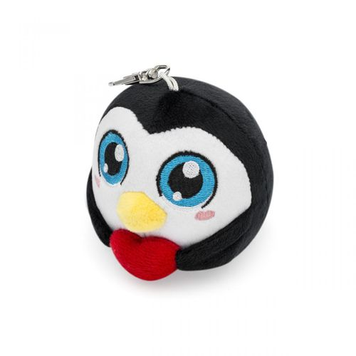 Almofada-chaveiro-pompets-amor-pinguino