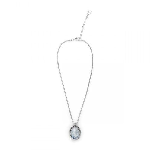 Colar-pedra-oval-marmorizada---be577