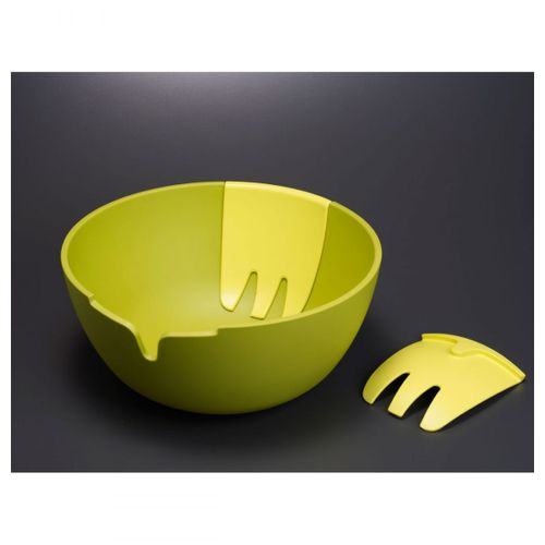 Saladeira-e-pegador-integrado-verde