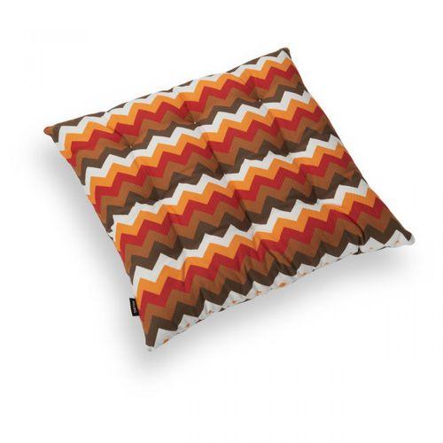 Futon-zigzag-vermelho