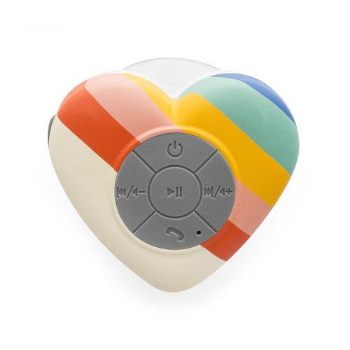 Amplificador para chuveiro coracao cores
