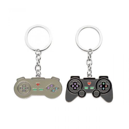 Par-de-chaveiros-controles-video-game