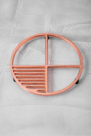 Apoio-de-panela-metal-cobre