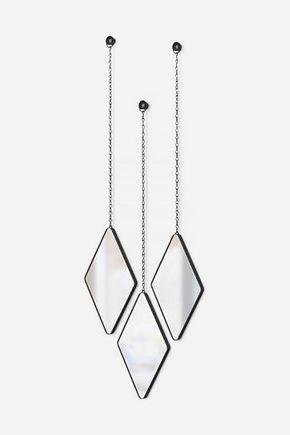 Espelho-diamond-preto