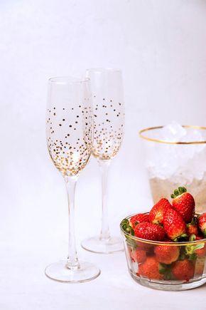 Taca-champagne-foil