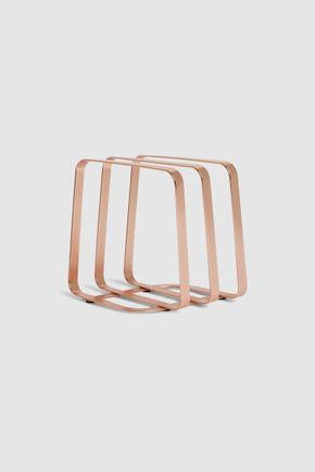 Porta-guardanapos-cobre