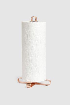 Porta-papel-toalha-cobre