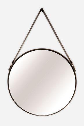 Espelho-hanger-metal-preto