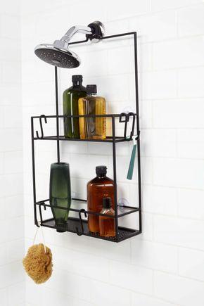 Organizador-de-ducha-preto