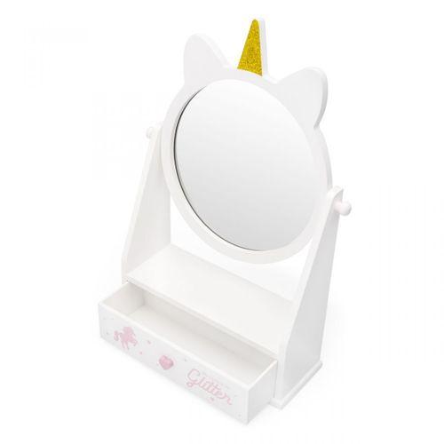 Porta-bijoux-com-espelho-unicornio