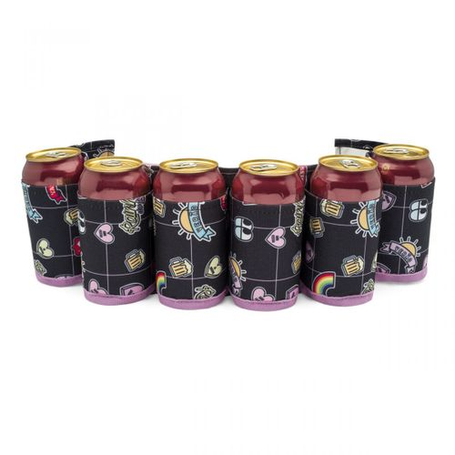 Cinto-porta-latas-rainha-do-bar