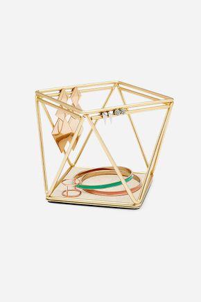 Organizador-de-acessorios-prisma-dourado---mi0586