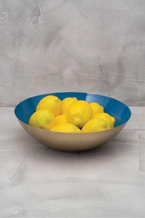 Centro-de-mesa-esmaltado-azul