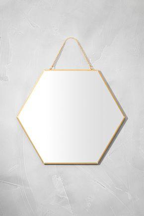 Espelho-hexagonal