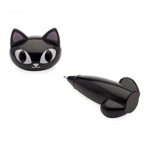 Caneta-gato-preto